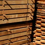 Air drying timber