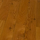 Larch floor at Moorpark Cottages