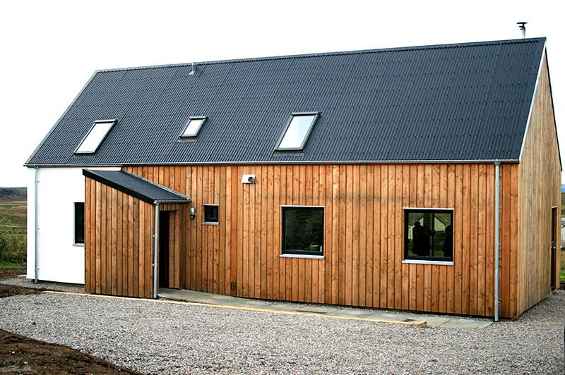 Cromartie Timber Sawmill Flooring Construction